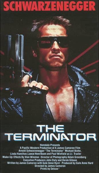 Terminator poker tournament